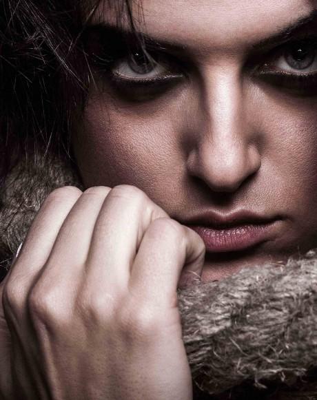 Профессиональная фотостудия Астана, Женский портрет